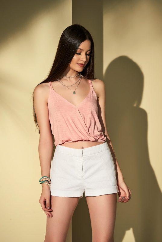 blusa para o verão