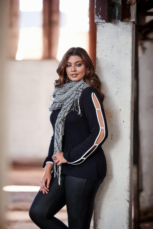 moda plus size para outono inverno 2018