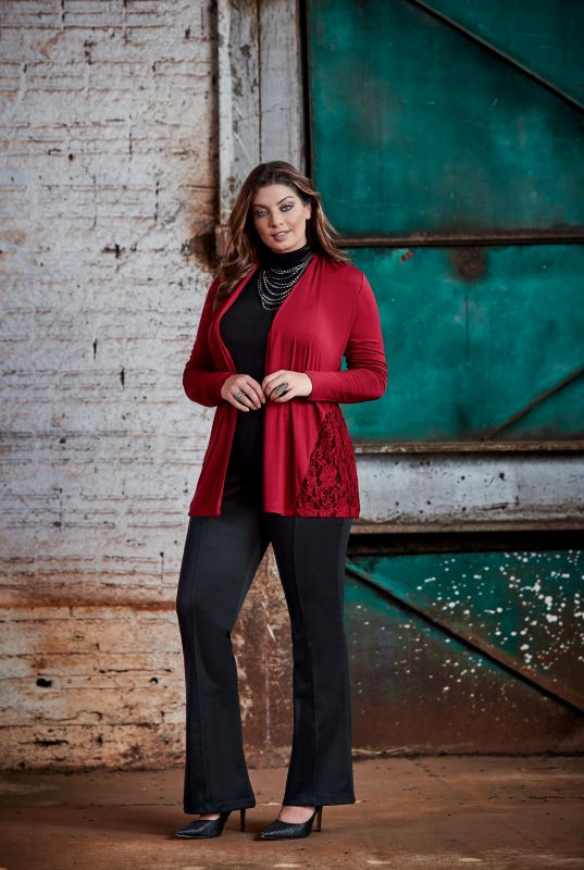 maxi cardigan plus size 2018