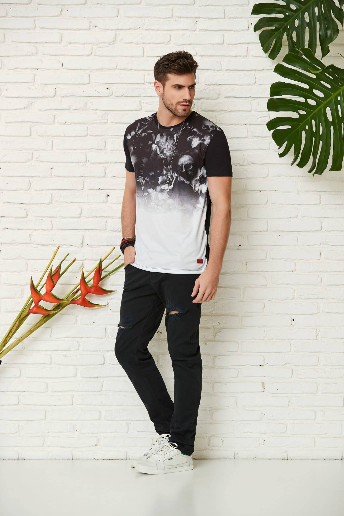 roupas masculinas para a primavera 2018