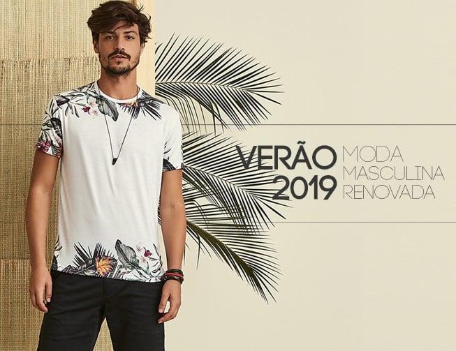 verão 2019 - moda masculina renovada